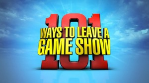 "One of the new shows to be on the look out for is ""101 WAYS TO LEAVE A GAME SHOW"", which premieres on ABC Tuesday June 21."