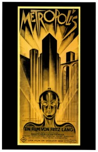 metropolis 1927 movie poster movies i didnt get