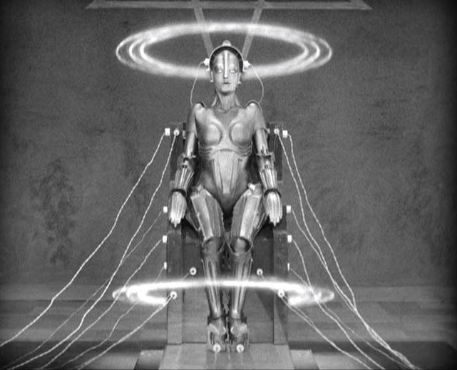 """roberter"" robot for metropolis movies i didnt get"