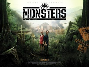 Gareth Edwards' Monsters movies i didnt get
