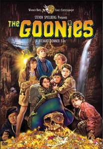 The Goonies might be the most overrated film of the 1980s.