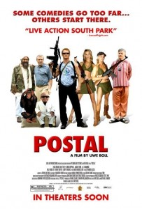 Postal is an unexpectedly brilliant film.