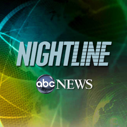 ABC's Nightline has been ranking first among for total viewers.