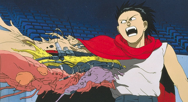 Akira is the greatest animated film of all time.