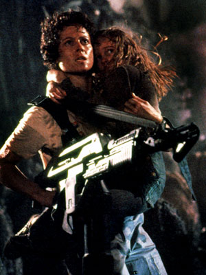 Aliens is one of the greatest sci-fi/action films of all time.