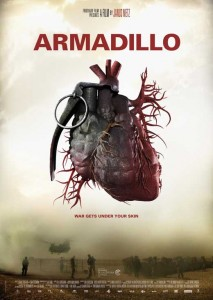 Armadillo is a brutal, gripping look at war.