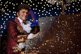 Behind the Candelabra is a delightfully decadent look at the life of Liberace, brilliantly played by Michael Douglas in one of his very best performances.