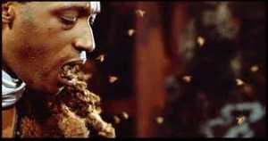 Candyman is one of the all-time great horror films, partly because of its unique atmosphere.