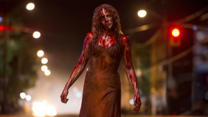 Carrie is a reasonably entertaining but ultimately forgettable teen horror movie.