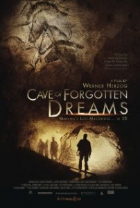 Cave of Forgotten Dreams is an astonishing new documentary from master filmmaker Werner Herzog.