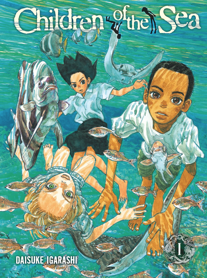 Daisuke Igarashi's riveting manga series CHILDREN OF THE SEA is an intriguing aquatic adventure that also delivers a strong message about preserving the world's oceans.