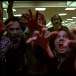 Dawn of the Dead is my least favorite of the three, which is not a popular opinion, but one I'm standing by.