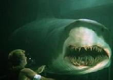 Deep Blue Sea has to be the best film ever made about genetically engineered super-sharks.
