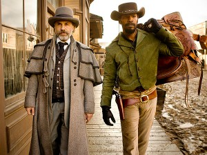 Django Unchained is some of the most fun to be had at the movies all year, which, considering its subject matter, should be way more problematic than it ever feels while you're watching it.