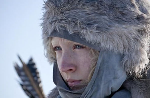 Saoirse Ronan stars as the title character in Joe Wright's Hanna.