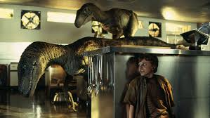 Jurassic Park is pretty much my favorite movie of all time; it has the most dinosaurs in it – I rest my case.
