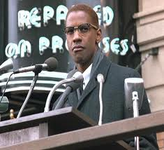 Malcolm X may be the film Spike Lee was born to make.