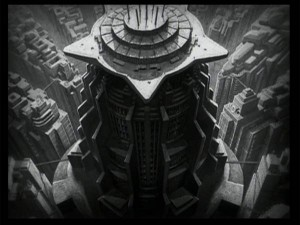 Metropolis tells the story of a city in the future and the people who build and inhabit it.