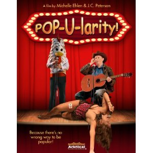 POP-U-larity! is a reasonably enjoyable light comedy that satirizes modern singing competition shows such as American Idol and The Voice.