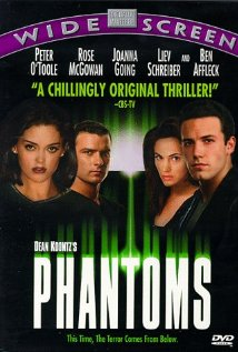 Phantoms is a by-the-numbers bad horror movie with a compelling performance by Liev Schreiber.