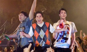 Project X wastes very little time getting to what it does best: insanely over-the-top anarchy.