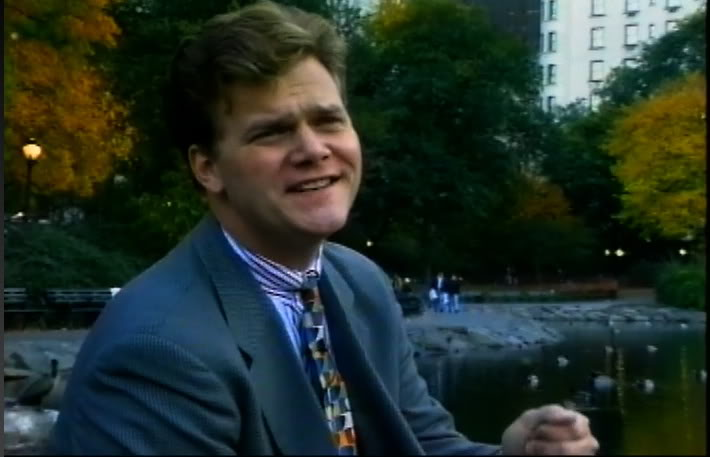 Poet Taylor Mali is arguably the star of Paul Devlin's SlamNation.