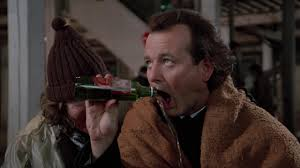 Scrooged gets better on repeat viewings. Bill Murray perfectly balances his natural charm with his unsurpassed ability to act like a jerk, for a role that requires both.