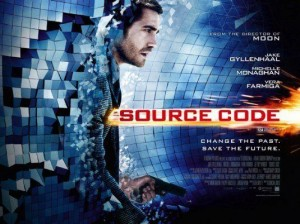 Source Code is very reminiscent of Terry Gilliam's Twelve Monkeys.