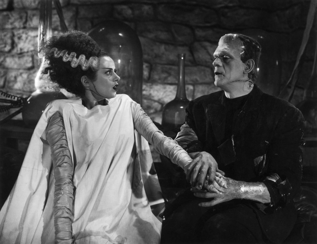 The Bride of Frankenstein is not only better than the original Frankenstein, but also the best of all Universal monster movies.