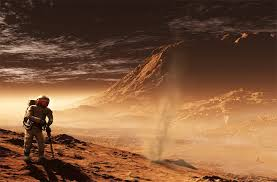 The Martian is one of the most purely fun movies I saw all year.