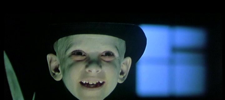 The Strangers are among the most terrifying creations in Alex Proyas's Dark City.