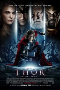 Thor, The God of Thunder