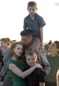 The Tree of Life is full of astonishing imagery, as well as what may be Brad Pitt's best performance.