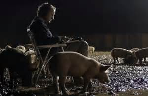In Upstream Color, The Sampler is the film's god figure, an omniscient being whose intentions are ambiguous and possibly even ambivalent.