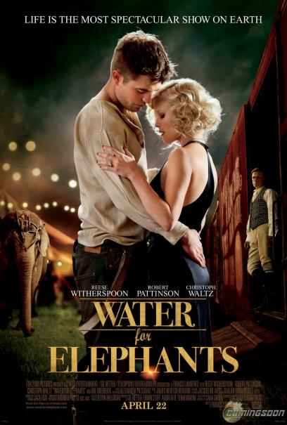 Water for Elephants is a great movie. And, probably, the best circus movie I've seen.