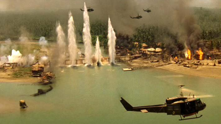 pocalypse Now is considered by many to be the greatest war film ever made.