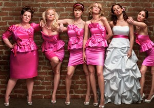 "Saturday Night Live alums Kristen Wiig and Maya Rudolph teamed up in last weekend's No. 1 box office hit, ""The Bridesmaids."""