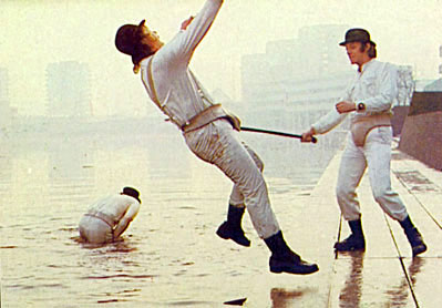 A Clockwork Orange is Kubrick's most controversial film.