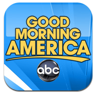 """Good Morning America"" has just announced a brand new way to become more than just a passive TV viewer – get involved with the action of the live morning news broadcast with the new i-Phone and Android app."