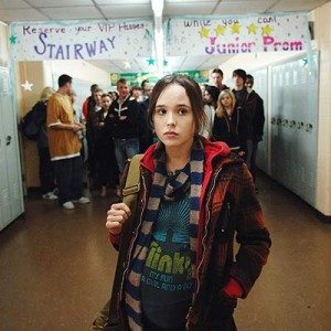 Ellen Page's charm offensive nails adolescent trauma in this new pregnancy comedy JUNO.