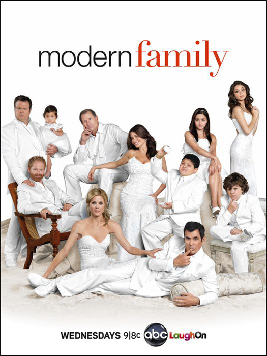 ABC's Modern Family, the new face of network-television family comedy, is now at its season finale.