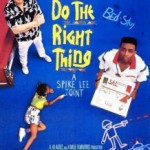 Do The Right Thing is one of Spike Lee's true masterpieces.
