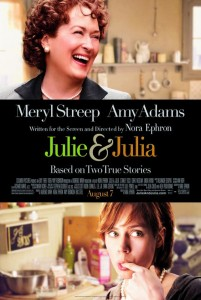 Julie and Julia isn't just a film about cooking.