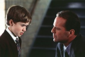The Sixth Sense is a 1999 American psychological thriller written and directed by M. Night Shyamalan.